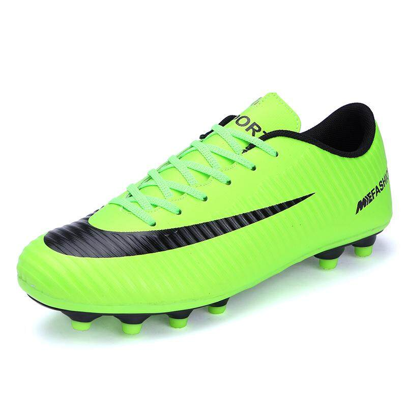 42965a953 New Breathable Spike Soccer Shoes Anti-Skid Wear Men And Women Shoes Casual  Shoes Artificial