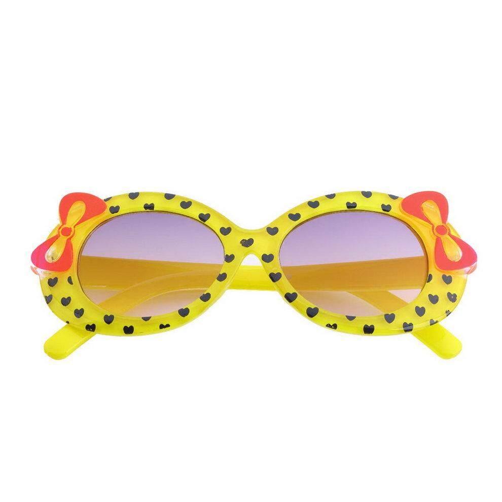 Detail Gambar Popo Fashion Bayi Anak Kacamata Hitam Kacamata Plastik Gadis Kacamata Busur Terbaru