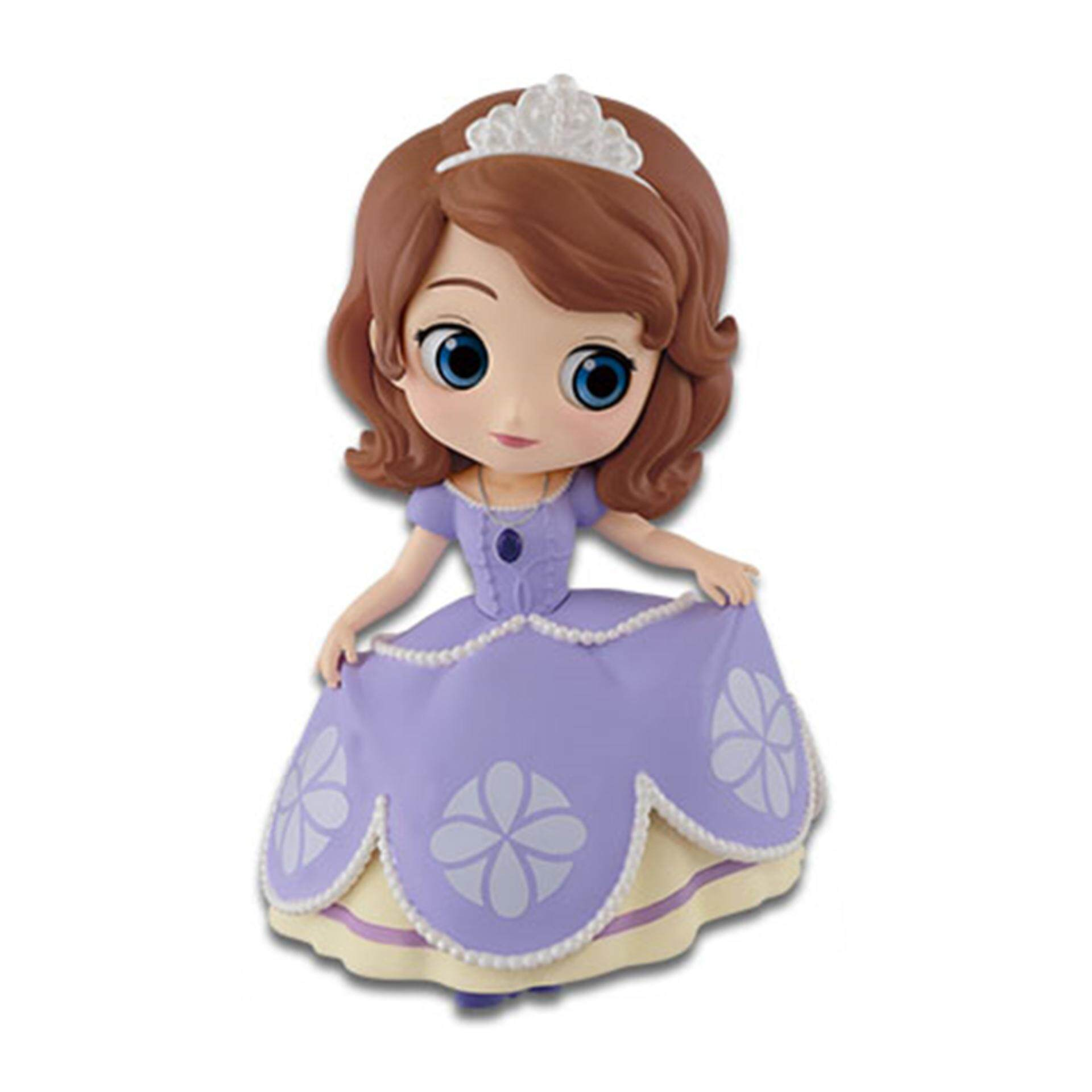 Banpresto Q Posket Disney Princess Petit Figure - Sofia