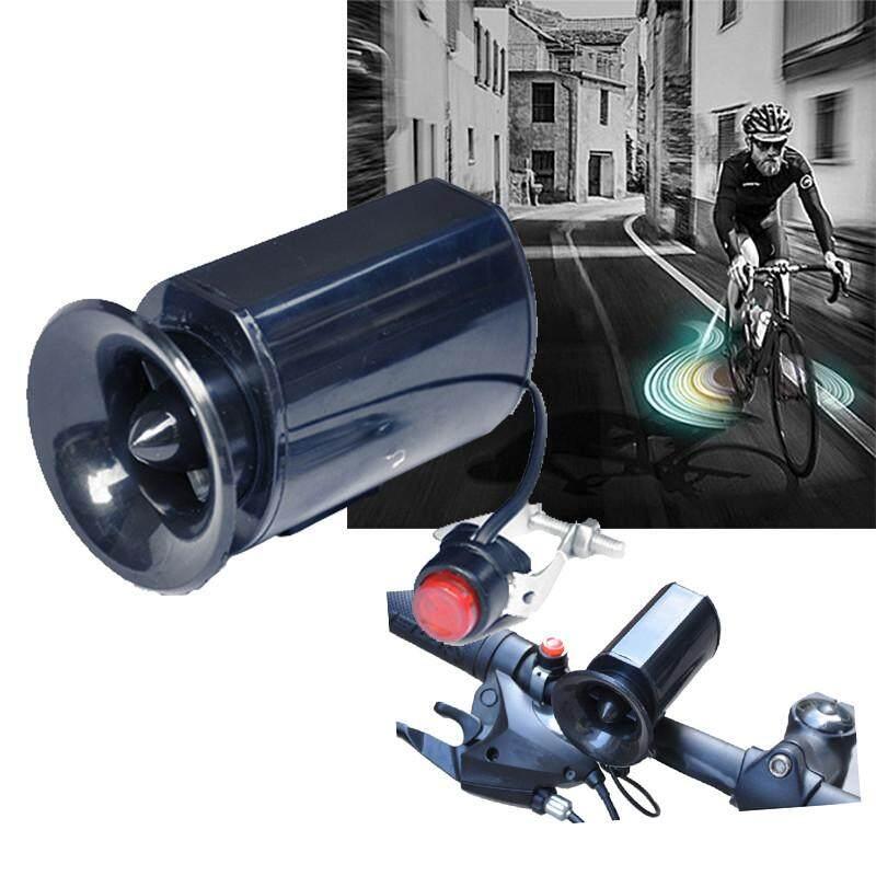 Sepeda Sepeda Ultra-Loud Lonceng 6 Suara Klakson Alarm Siren Pembicara Elektronik-Internasional