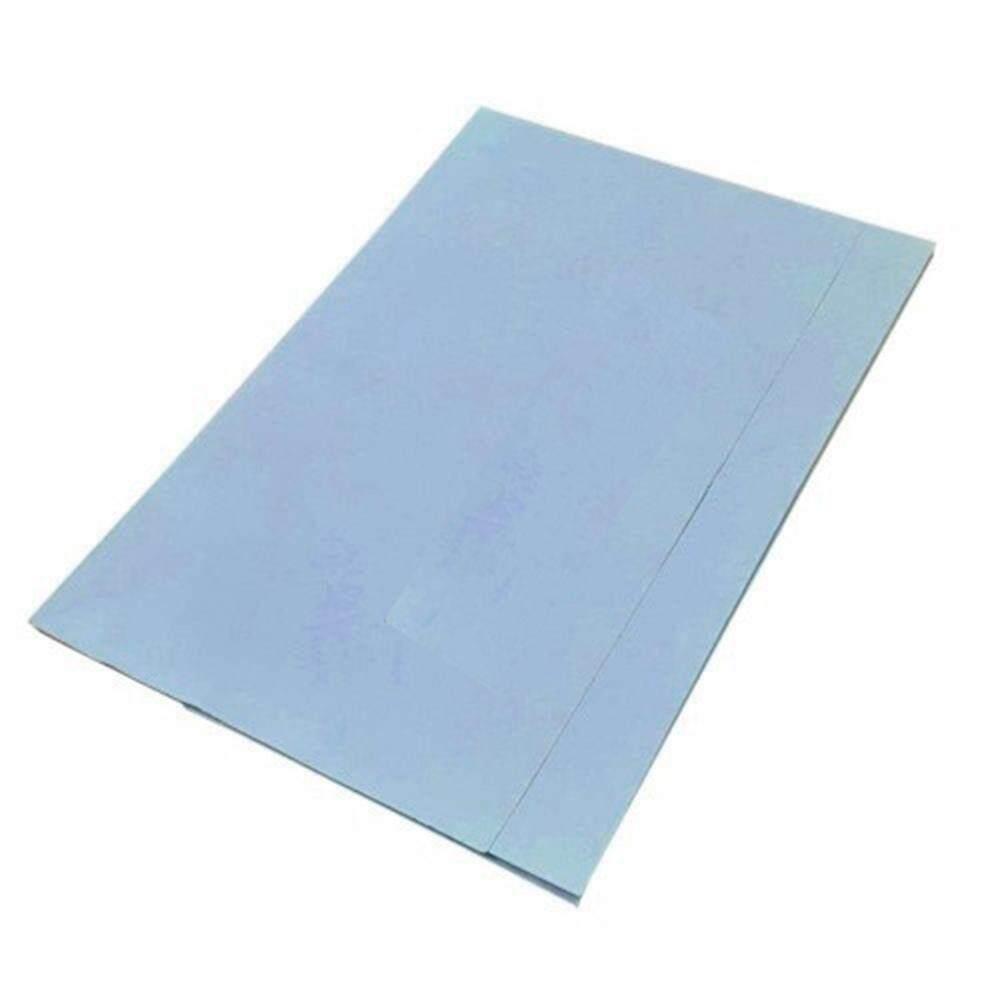 Color Pocket File 230gsm Blue