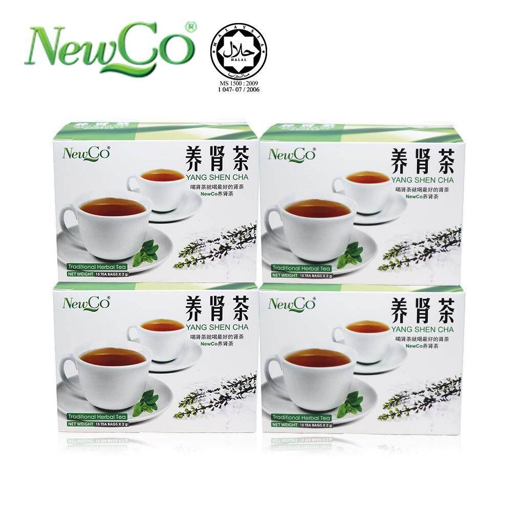 Newco Yang Shen Cha Herbal Tea X 4 boxes  ???