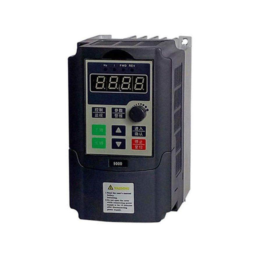 OSMAN Mini 1.5kw-G 220V Single Phase Frequency Converter Built-in Timer Counter
