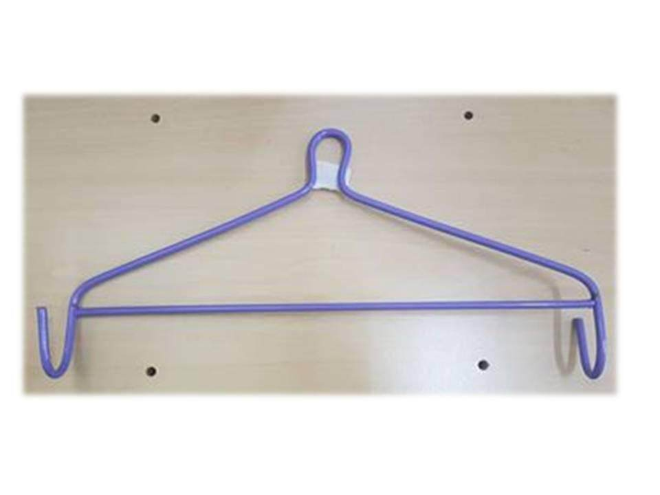 Purple Color Cradle Hanger / Pengangtung Kain Buaian