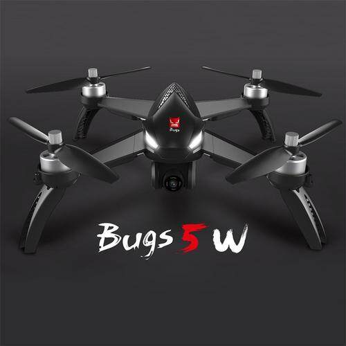 Bug Mjx 5 W B5w 1080 P 5g Wifi Fpv Gps Kamera Drone Rc Drone Rc Quadcopter By Aokaila