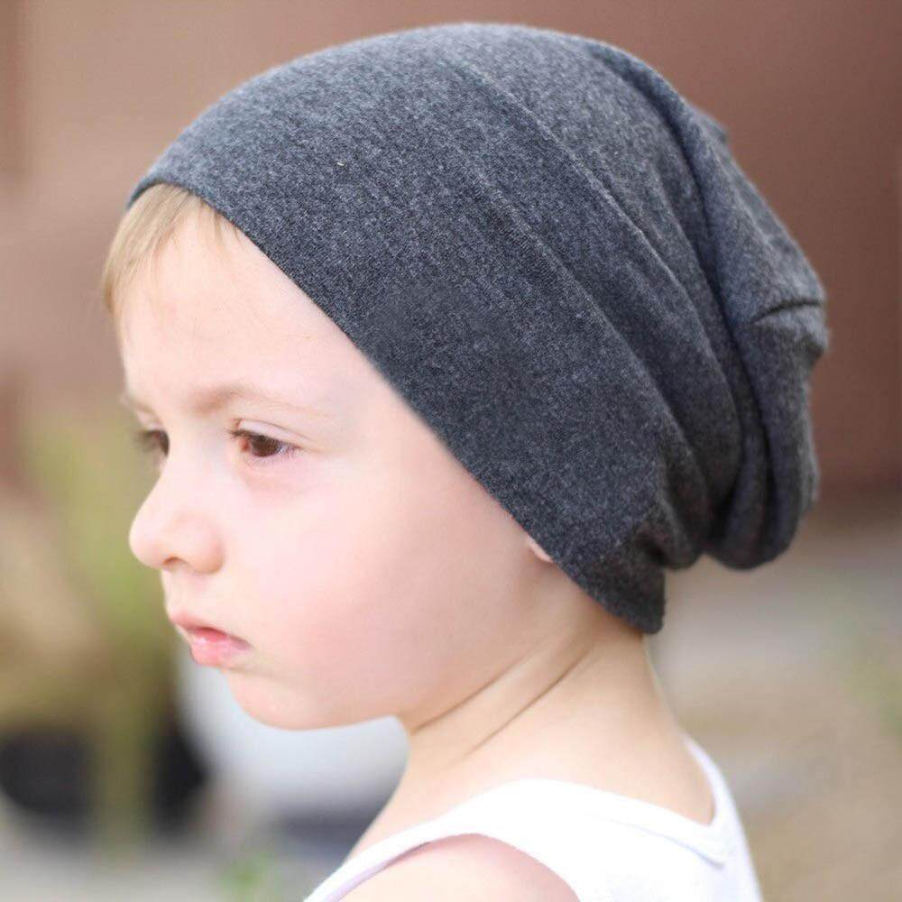 67d61596ac8 Toddler Kids Baby Boy Girl Infant Cotton Soft Hip Hop Hat Cap Beanie