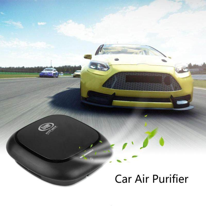 Auto Car Air Purifier Cleaner Ionizer Oxygen Bar for Vehicle Home Office Singapore