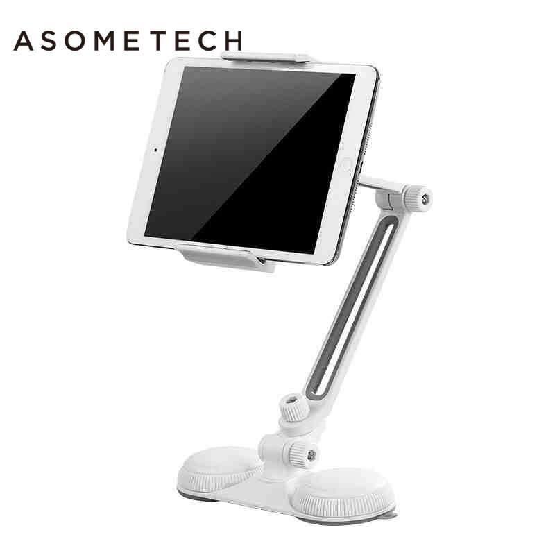 4-10 Cm Universal Kuat Sucker Mount Pemegang Penopang Bracket untuk iPad 2 Air 1