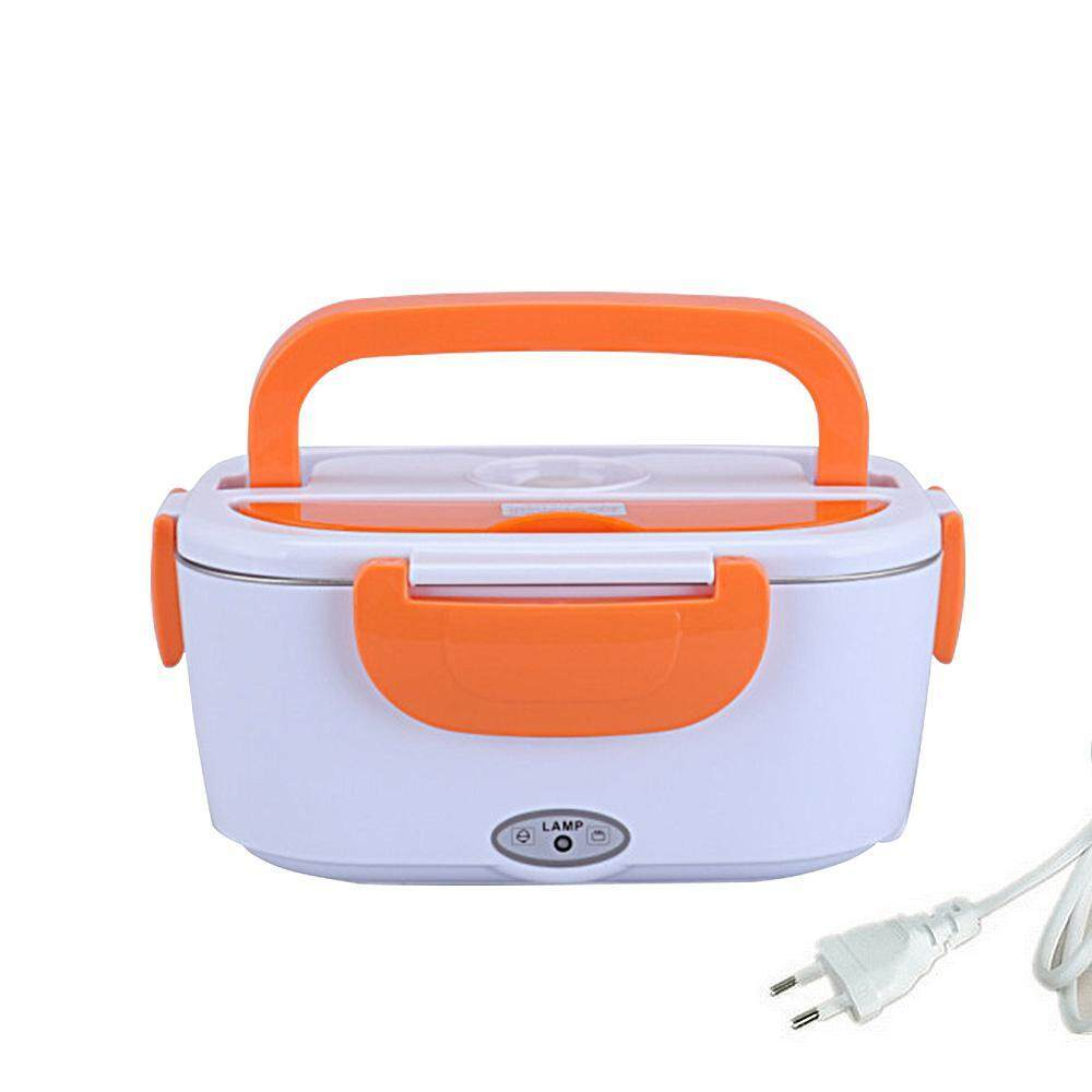 Nicetoempty Multifunction Portable Electric Lunch Box Food Heater Portable Lunch Heater With Removable Stainless Steel Container Food Grade Material(eu Plug) By Nicetoempty.