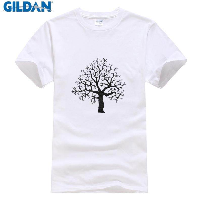 24cb84a86810e T Shirt New Spring T-Shirt For Men Street Roots Tree Design 3xl Men T