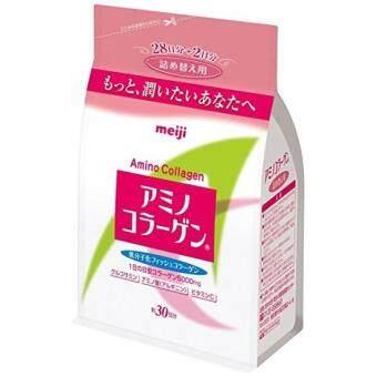Meiji Amino Collagen Powder Regular New Exp:31/7/2019