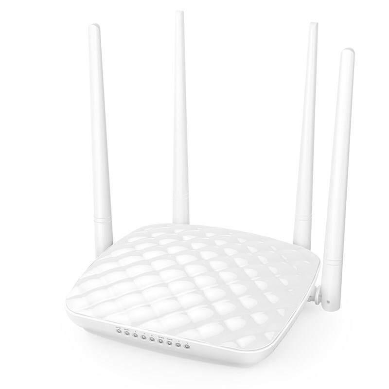 Tenda FH456 Wireless 300Mbps WiFi Modem Router 4 Antenna