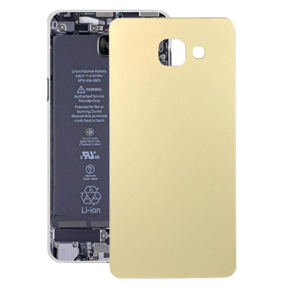 IPartsBuy Battery Back Cover Replacement For Samsung Galaxy A52016 A510Gold