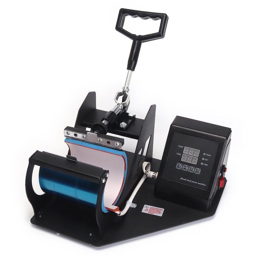 Mug Sublimation Transfer Heat Press Machine By Moonbeam.