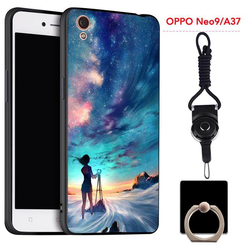 PHP 182. The New Fashion Full Protection Silica Gel Soft Phone Case Matte Phone Case Cover Casing for OPPO ...