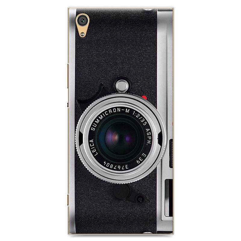 Topias untuk Sony Xperia XA1 Ultra Retro Nostalgia Seperti Anak Kecil Hard Plastik Case 6.0 Inch