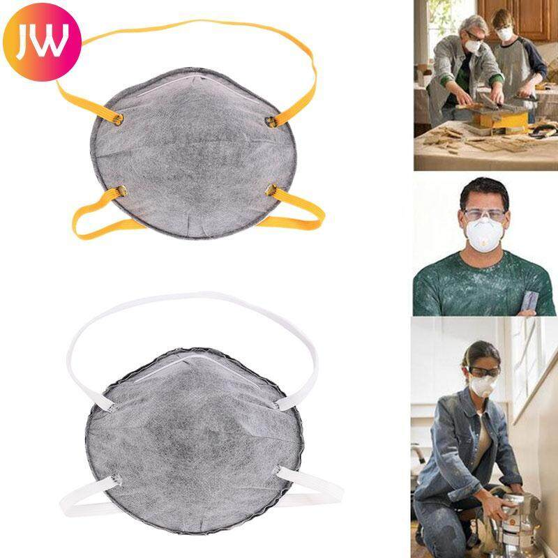 Jinwen Breathable Head-Mounted Gray Protection Anti-Dust Mask Head Respirator