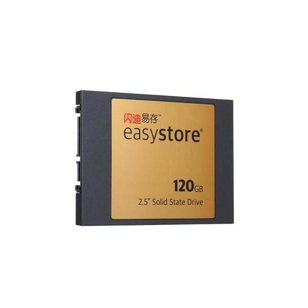 Giá Sandisk Easystore SSD Ổ Cứng Thể Rắn Bên Trong Ổ Cứng SATA Phiên Bản 3.0 2.5 Inch 120GB Cho Máy Tính Xách Tay Máy Tính Để Bàn