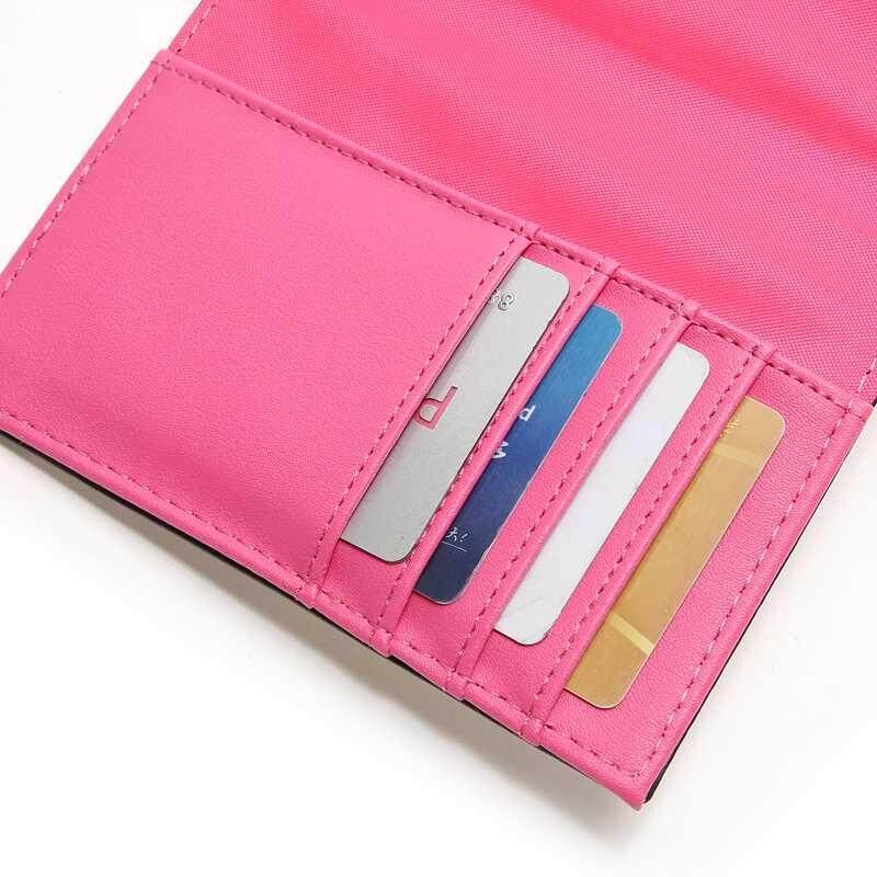 Victoria's Secret Passport Holder with cards slot (VS passport Case)