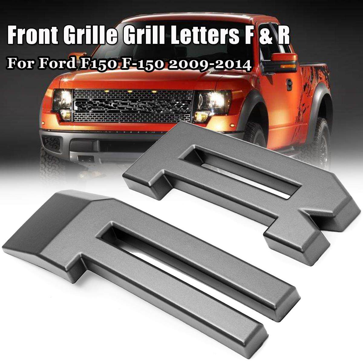 Car Grilles For Sale Automotive Online Brands Prices Grill Bumper Mistubishi L300 New The Original Ford F150 F 150 Raptor Style Grille Letters R 09