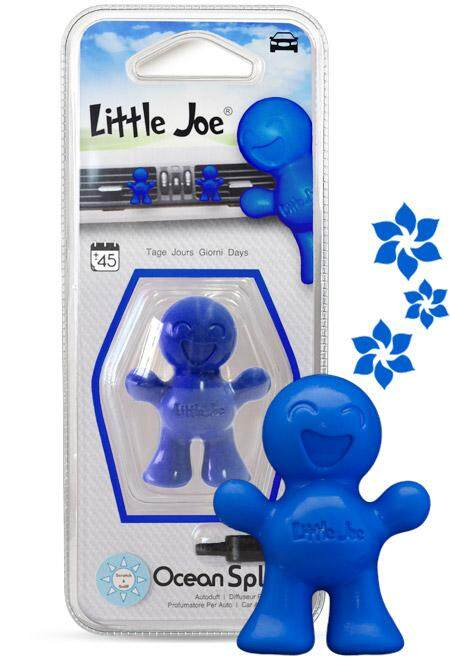 Little Joe Car Air freshener Made in Italy High Quality (Ocean Breeze)