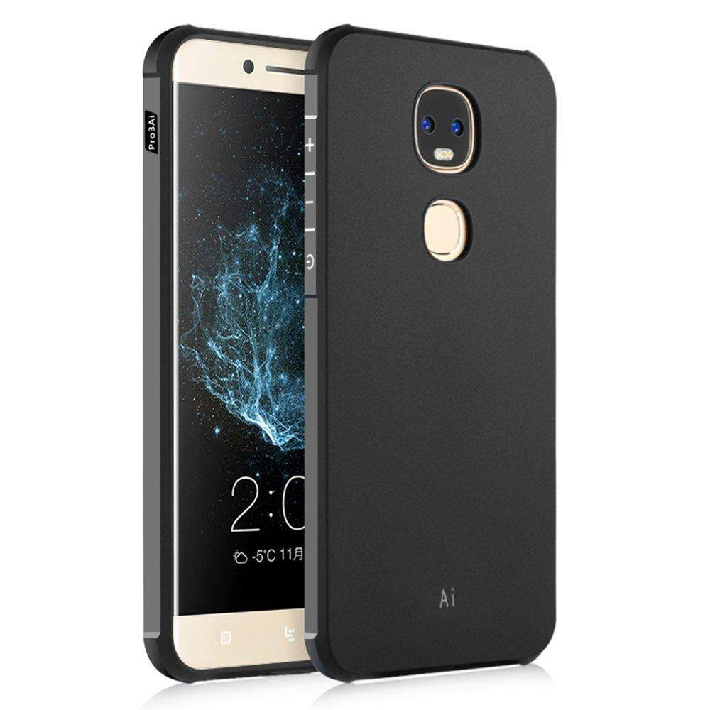 For Leeco Le Pro 3 Ai 5.5 Case Cover With Soft Tpu Material And Colorful Patterns Protective Cases For Leeco Le Pro 3 Ai (black) By Hstyle.