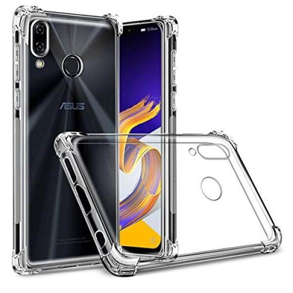 Smartphone Cases Cases Asus Zenfone 5 ZE620KL case, Asus Zenfone 5z ZS620KL Case, MAIKEZI Nature TPU Soft Cover Crystal Case Clear Skin Soft Case Sl Case for For Asus Zenfone 5z ZS620KL 6.2 inch 2018 (Clear TPU) - intl