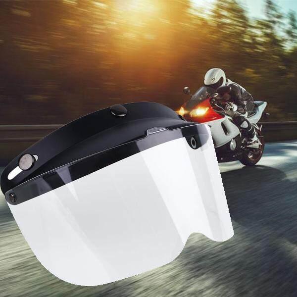 General Outdoor PC Flip Up Sun Visor Shield Lens For Retro Motorcycle Helmet