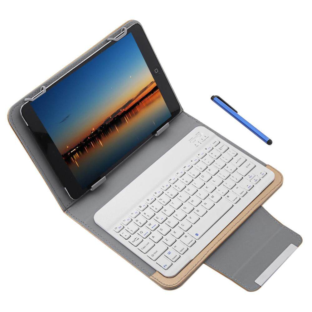 New For Ipad 9.7 2018 2017 Detachable Abs Bluetooth Keyboard Pu Leather Case Cover For Ipad 5 6 Pro 9.7 Air film+pen Fashionable Patterns Air 2
