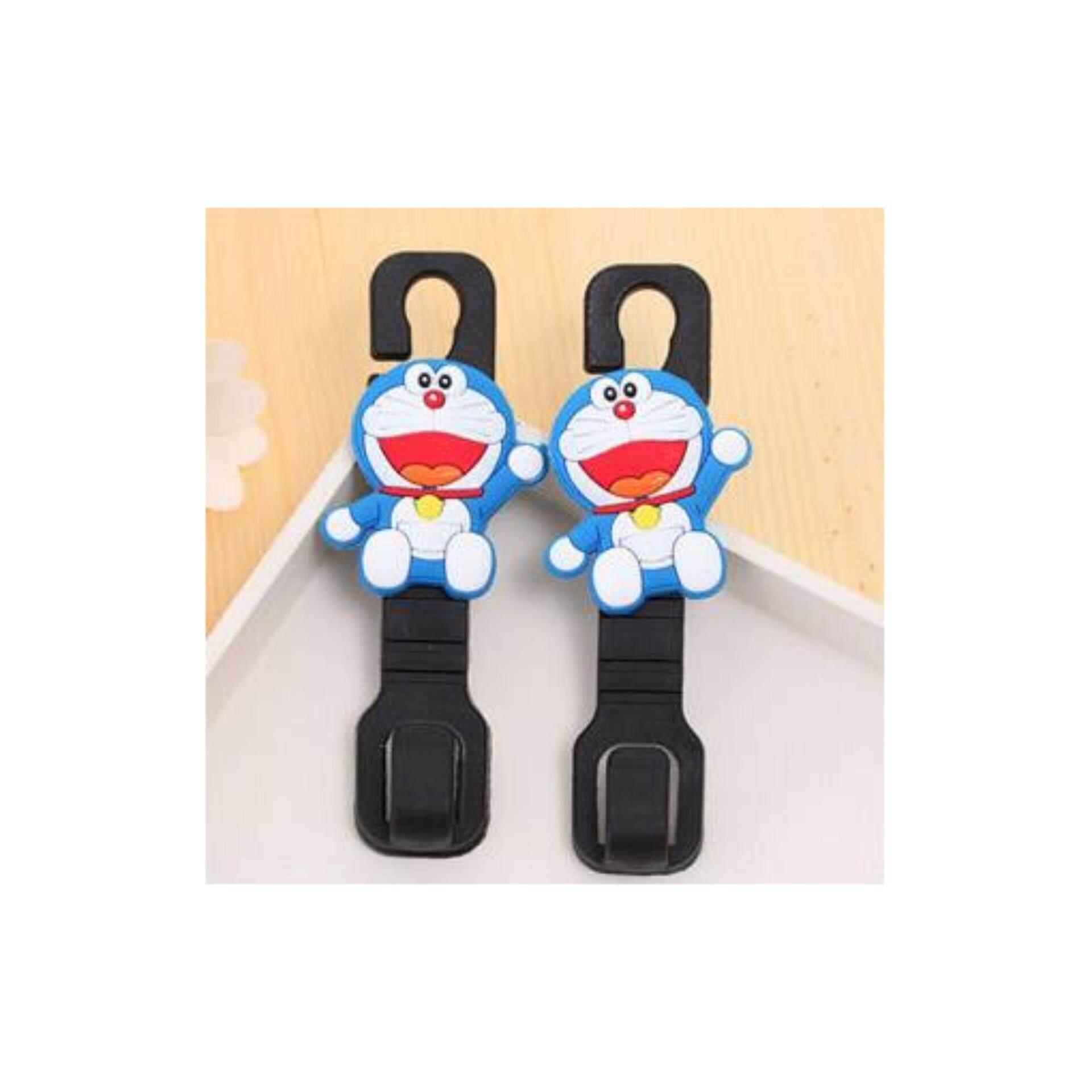 Cute Doraemon Car Seat Hanger