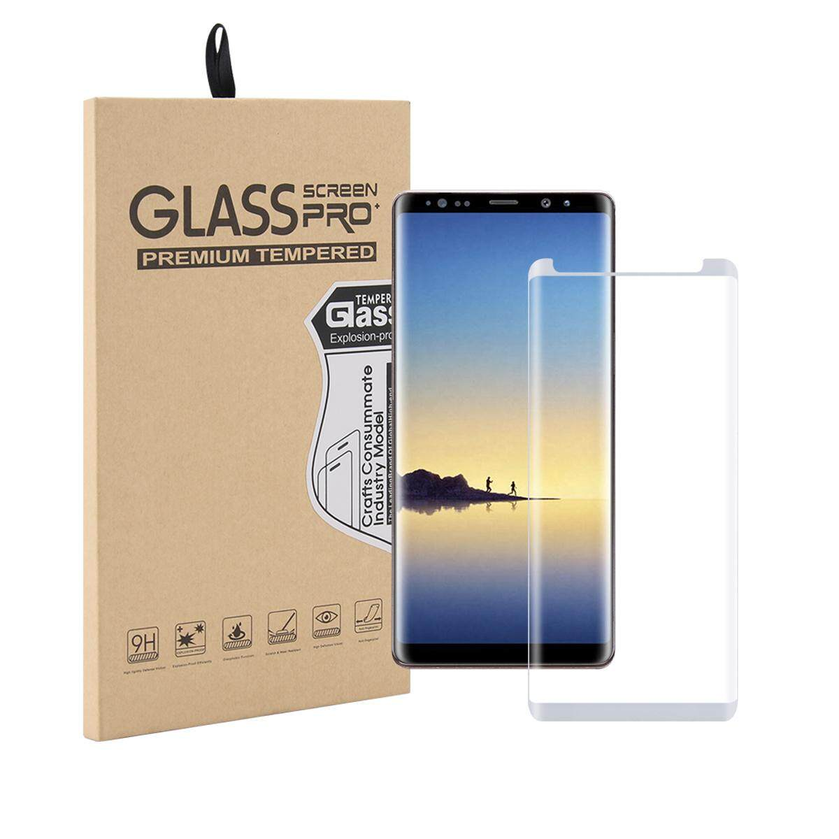 [Original] Phone Case for 1 Pack Tempered Glass Screen Protector Film Anti-Scratch Screen Cover for Microsoft Lumia 650