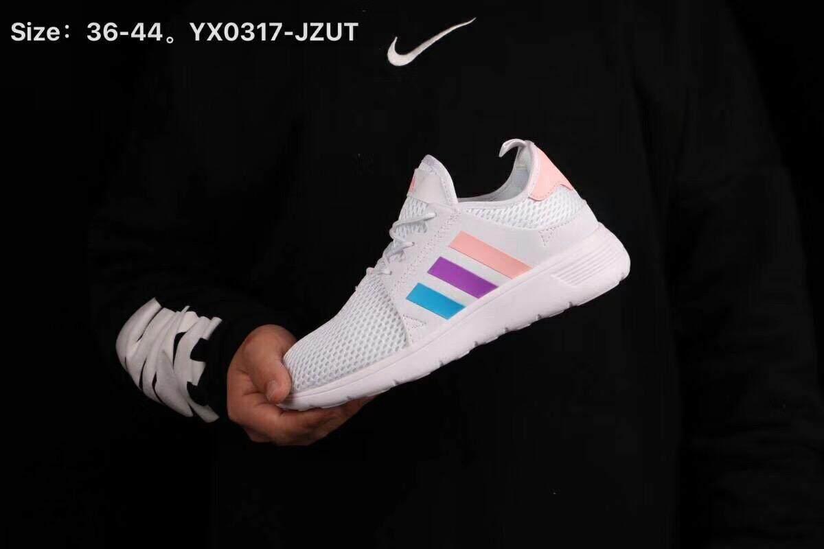 Adidas Shamrock 2018 NEO New Small Coconut Lightweight Kasut Kasual Kasual 649b79fe6