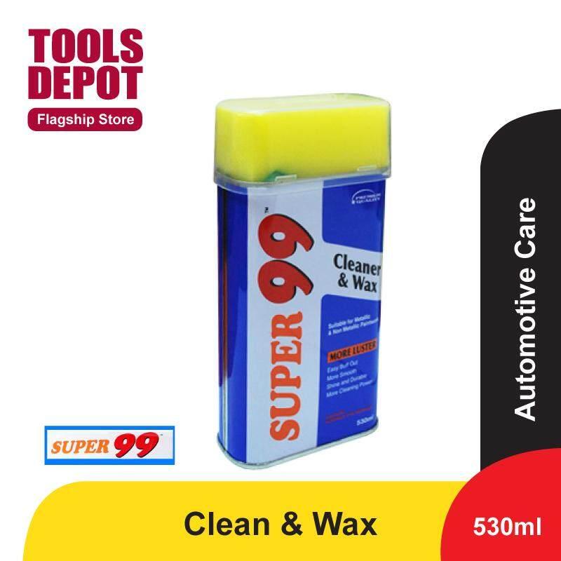 Super 99 Cleaner & Wax (530ml)