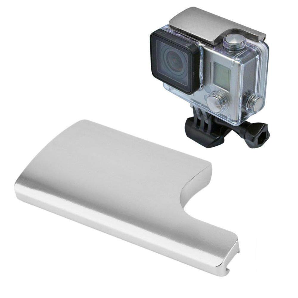 Miracle Shining Replacement Housing Lock Buckle for Gopro Hero 3 Plus /4 Camera White