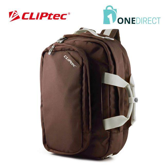"CLiPtec TRIO 15.6"" Notebook Backpack CFP107"