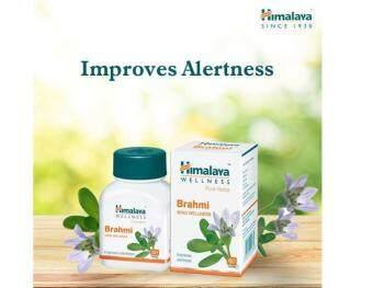 Himalaya Brahmi Mind Wellness Improve Alerthness