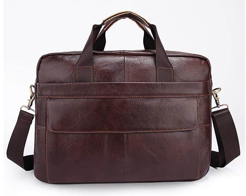 71a5922ace Male Bag Men Messenger Bags Shoulder Cow Leather Bag Men Briefcase Laptop  Handbags 1115