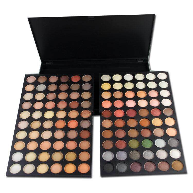 120 Colors Matte Luminous Palette Cosmetic Eye Shadow Colorful Smoky Eyeshadow Palette Studio Makeup