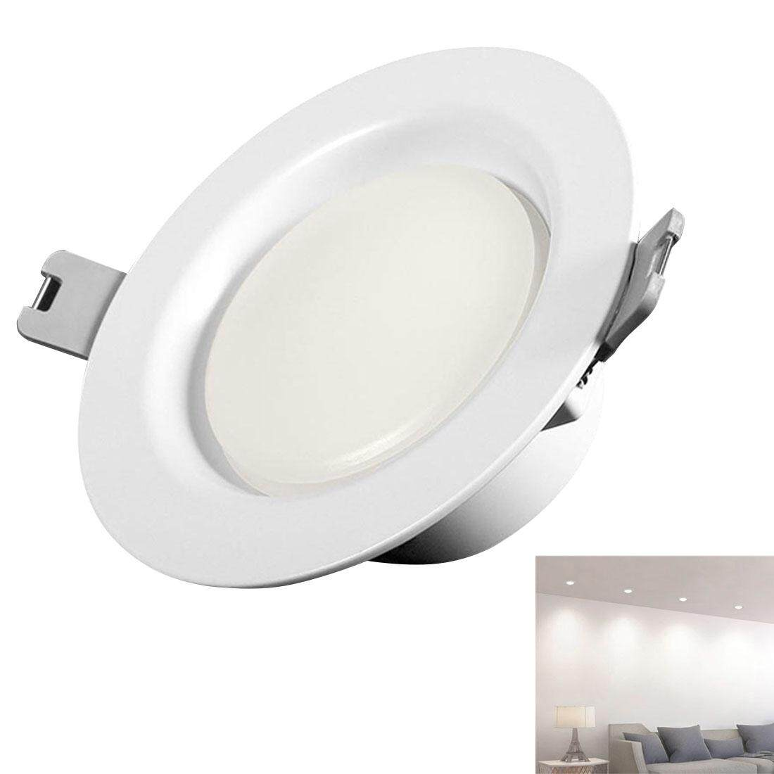 Xiaomi Mijia Yeelight 5W Warm White Light Round LED Down Light, 400 LM 4000K LED Ceiling Light, Cutout Size: 9.5-10cm, AC 220V