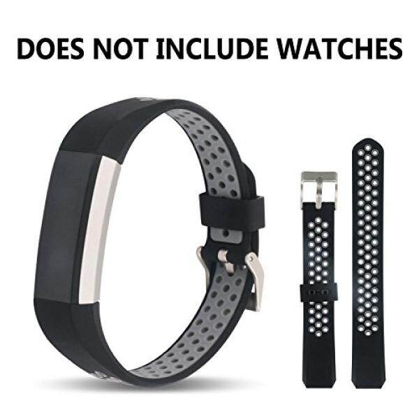 For Fitbit Alta and Fitbit Alta HR Bands,2017 Newest Adjustable Bracelet Soft Silicone Sport