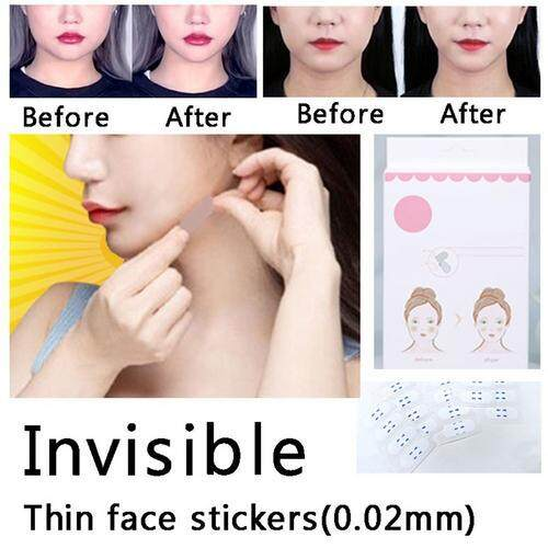 RYT Lift Slim Face Invisible Sticker Lift Chin Medical Tape Makeup Beauty Tools 40Pcs/pack Philippines