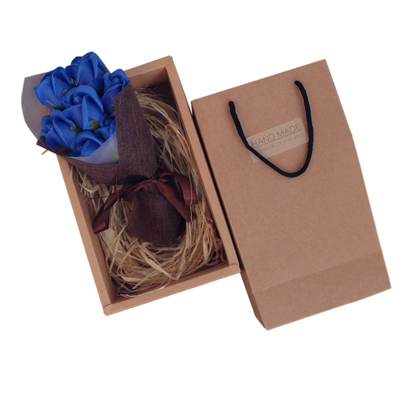 Rp 77.682 7 Pcs Romantis Sabun Buatan Floral Bunga Mawar Beraroma Rose Kelopak Bunga Sabun Mandi Hadiah untuk Hari Ibu Hari Valentine Anniversary Ulang ...