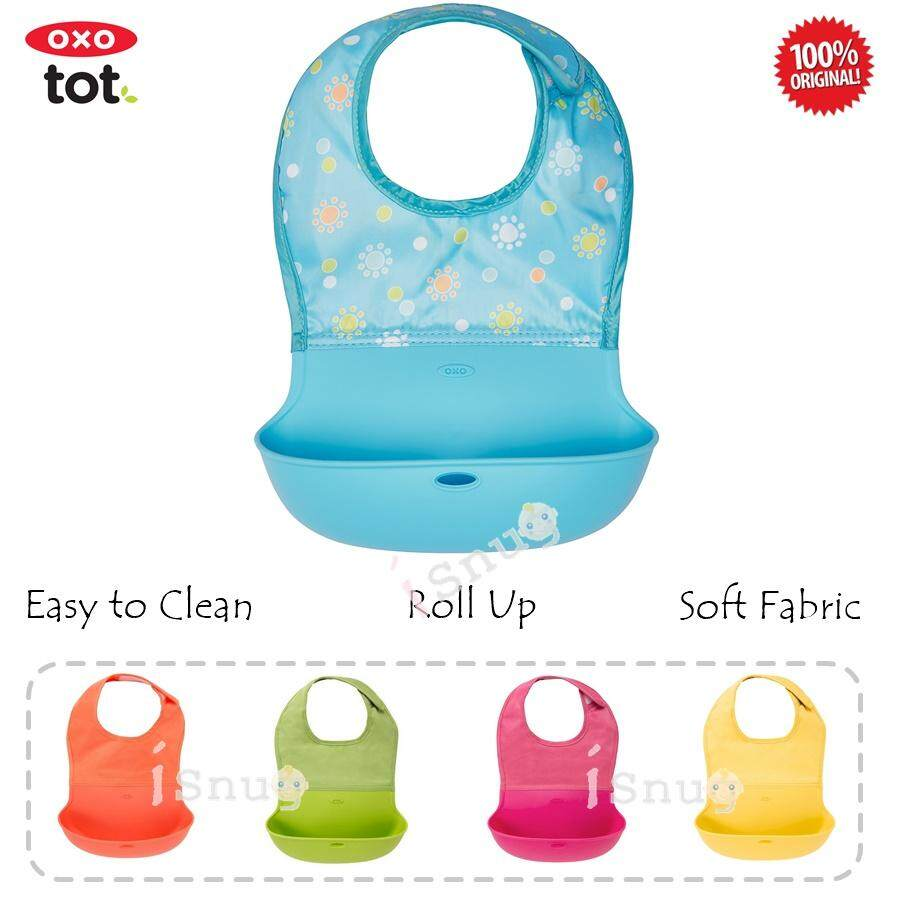 Oxo Tot Roll Up Baby Bib