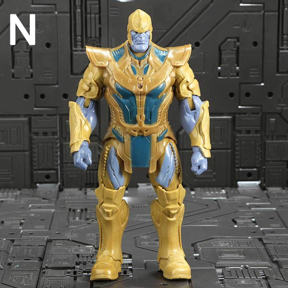 Ryt สำหรับ Avengers 3 ป้องกัน Iron Man กัปตันอเมริกา Spider Man ตุ๊กตาประดับมือของเล่นโมเดลตุ๊กตา N By Ryder Yi Trading.