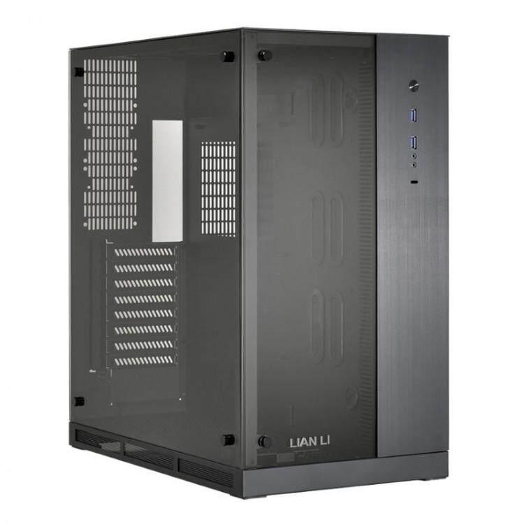 LIAN LI PC-O11WX TEMPERED GLASS E-ATX CASING BLACK Malaysia