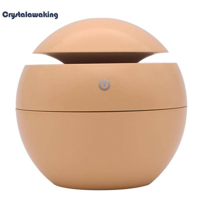 Bảng giá Office Home Colorful USB Intelligent Induction Wood Grain Humidifier Ultrasonic Air Humidifier Aroma Essential Oil Diffuser