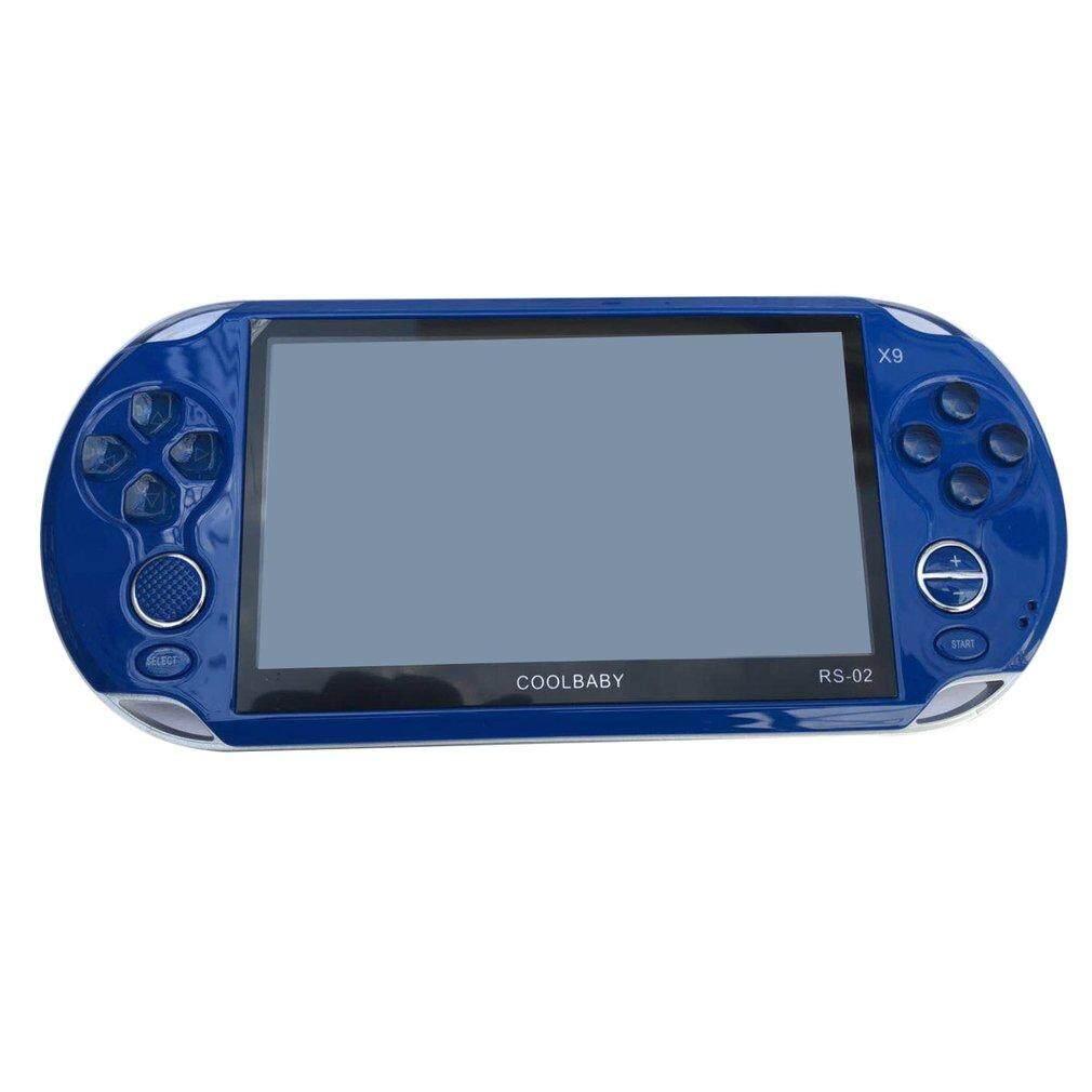 Hình ảnh Hot Bán Hàng 5.0 inch 16 GB Máy Chơi Game Cầm Tay Game Thủ MP3 Người Chơi 0.3MP Camera