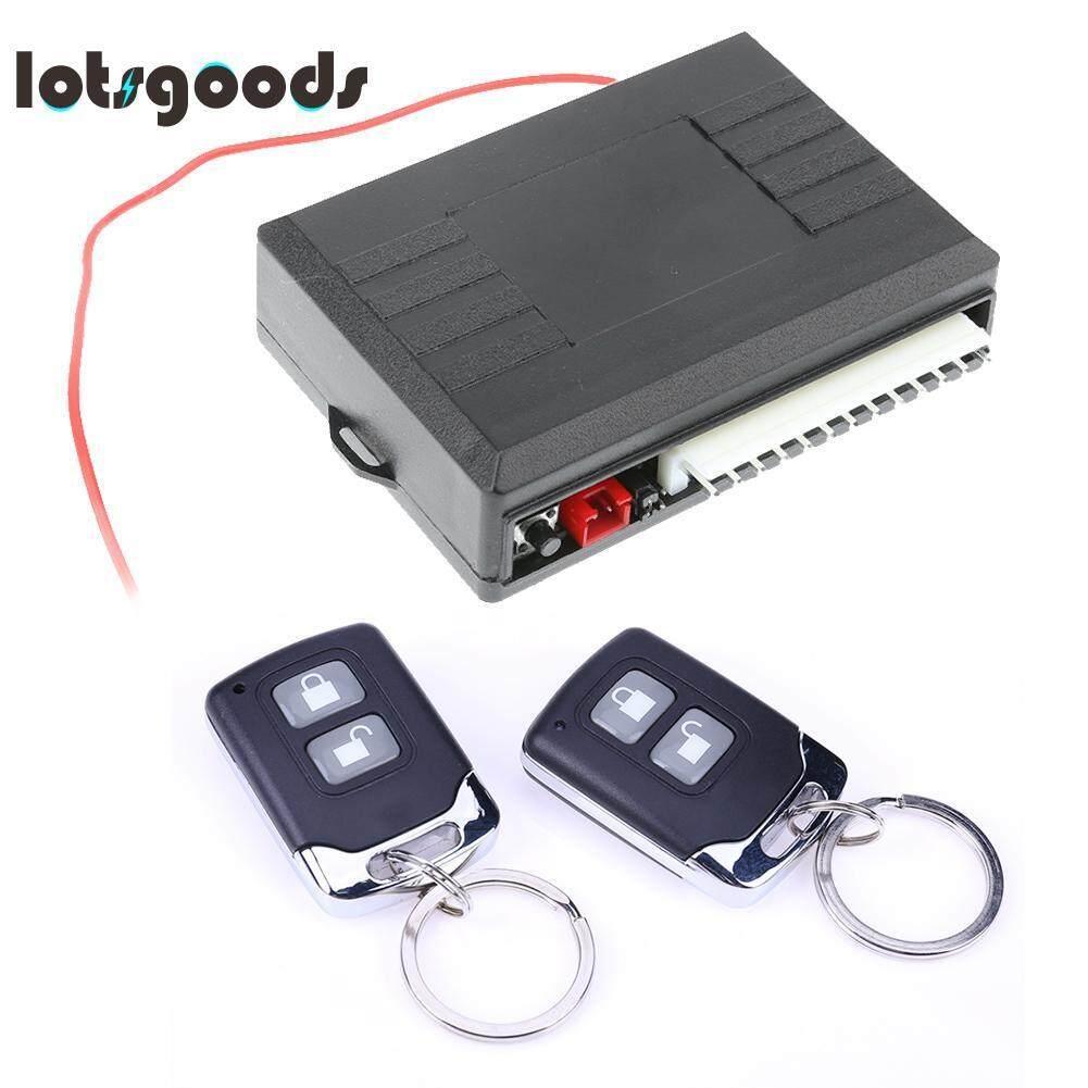 pintu tanpa kunci masuk mobil sistem remote kunci sentraluntuk Kit VW LUPO .
