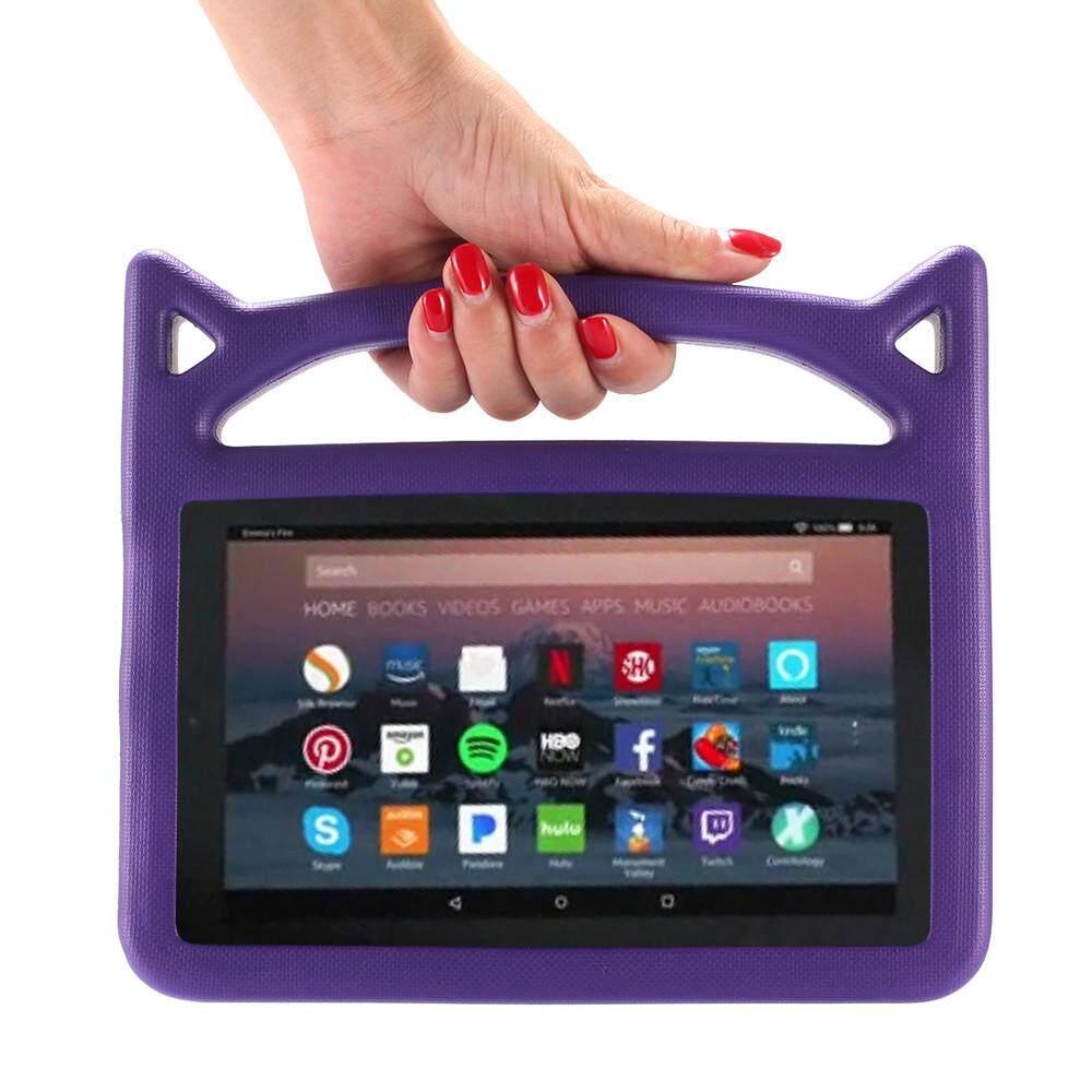 Vernonstore_Kids EVA Anti Kejut Menangani Case untuk Amazon Kindle Frie 2017/2015