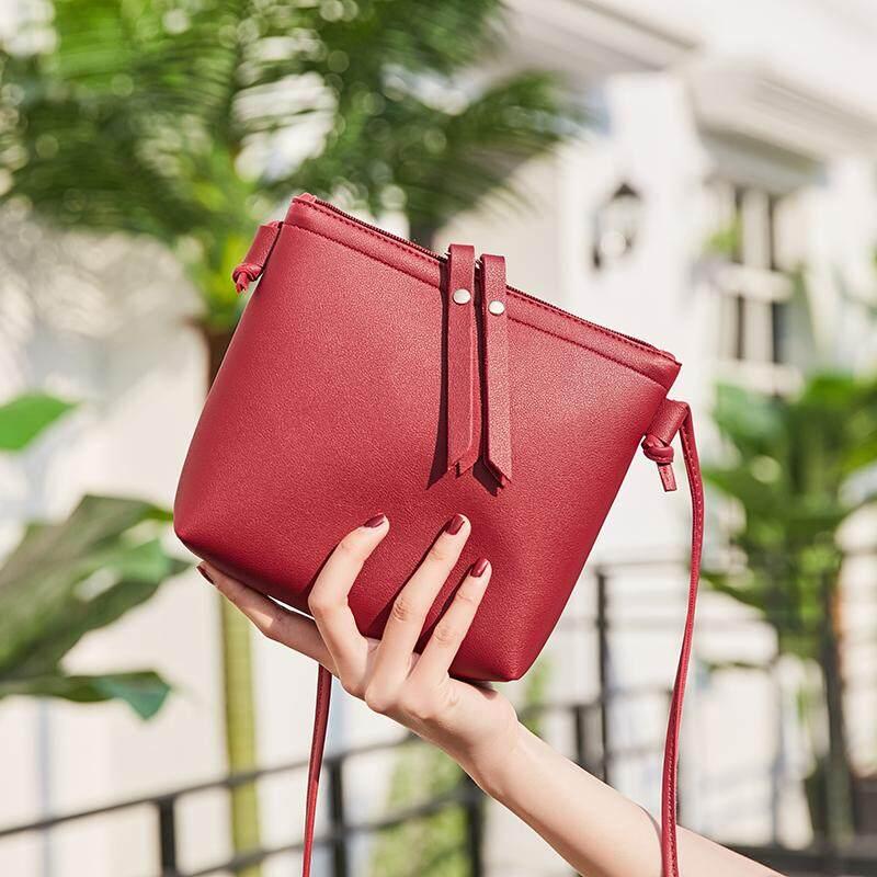 ca344ac32c32 Korean-style nv chun one-shoulder small bag bags
